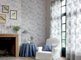thumbs CHT ambiance motif bleu Nouvelle collection : Toile de Jouy