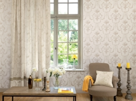 thumbs CHT ambiance motif or Nouvelle collection : Toile de Jouy