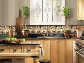 thumbs papier peint cuisine KB3A Nouvelle collection : Papier peint pour cuisine et salle de bains