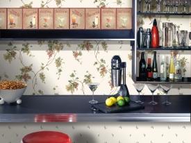 thumbs papier peint cuisine KB3B Nouvelle collection : Papier peint pour cuisine et salle de bains