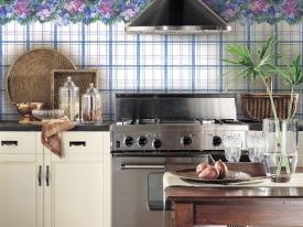 thumbs papier peint cuisine KB5A Nouvelle collection : Papier peint pour cuisine et salle de bains