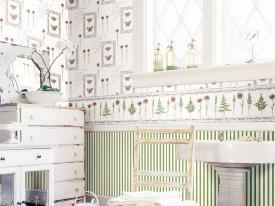 thumbs papier peint salledebains KB4A Nouvelle collection : Papier peint pour cuisine et salle de bains