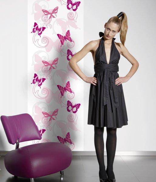d coration murale le papier peint design. Black Bedroom Furniture Sets. Home Design Ideas