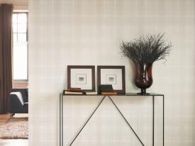thumbs DVN ambiance tartan beige Nouvelle collection : Papiers peints Divine