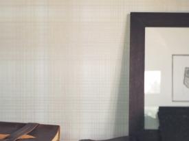thumbs DVN gros plan tartan beige Nouvelle collection : Papiers peints Divine