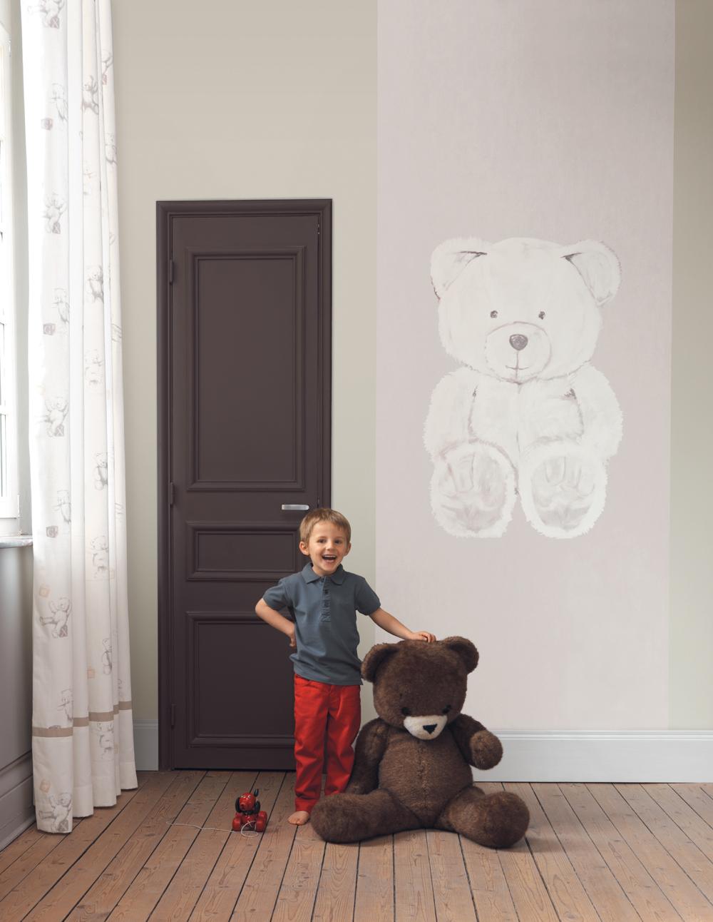 Id̩es d̩co pour la chambre de b̩b̩D̩coration Murale РLe blog ...