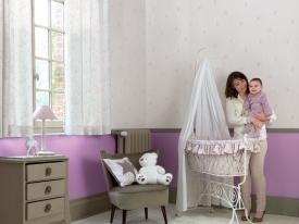 thumbs DCN ambiance uni violet 1 Nouvelle collection : Chambre de bébé