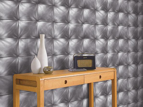 nouvelle collection papiers peints g om triques et 3d d coration murale le blog. Black Bedroom Furniture Sets. Home Design Ideas