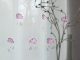 thumbs papier peint casadeco ILL ZoomVoilageRose Papiers peints Classiques