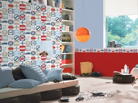 thumbs 459231 Kids Party A4 2 Décoration murale enfants