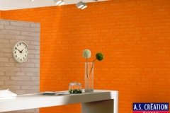 thumbs 2086orangegris Décoration Murale Design
