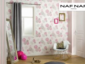 thumbs papier peint nafnaf amb 51130503 51130603 Nouvelle collection : papiers peints Naf Naf