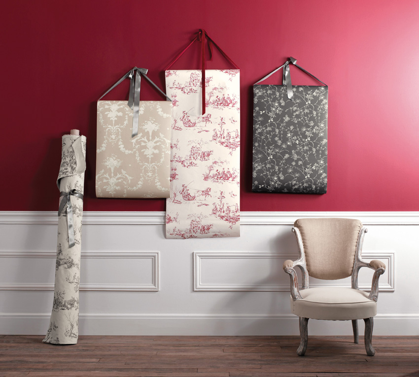 papier peint lutece petite fleur le tampon prix de renovation au m2 entreprise htjdsg. Black Bedroom Furniture Sets. Home Design Ideas