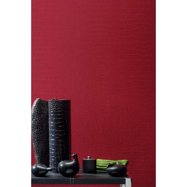les papiers peints effets de mati res d coration. Black Bedroom Furniture Sets. Home Design Ideas