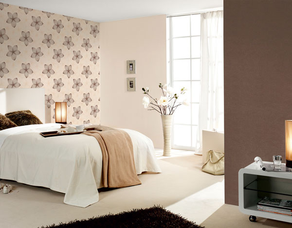 photos bild galeria papier peint chambre adulte. Black Bedroom Furniture Sets. Home Design Ideas