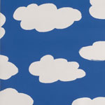 papier peint enfant nuagei Les stickers et papiers peints qui vont égayer la chambre de votre enfant