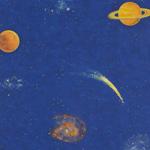 Papier peint collection Les Aventures de Lutèce, référence : 31058TA