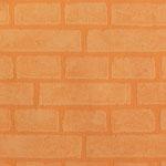 papier peint orange Le Color Block : la tendance des papiers peints flashy et colorés