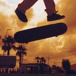 papier peint skate Les papiers peints trompe l'œil : exprimez votre personnalité !