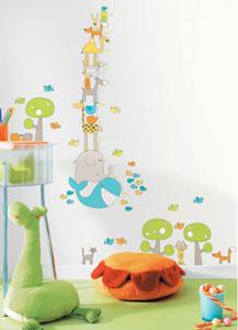 sticker enfant Les stickers et papiers peints qui vont égayer la chambre de votre enfant
