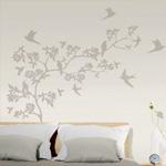 Sticker mural PARADISE - STU 5831 1222