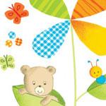 stickers enfant Les stickers et papiers peints qui vont égayer la chambre de votre enfant