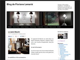 Le blog de Floriane Lemarié
