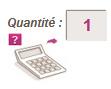 Calculatrice Papierspeintsdirect.com