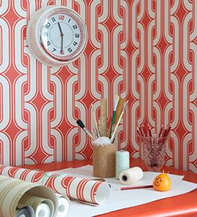 decoration murale vintage Regard sur la déco : Rencontre avec Juliana de Découvrir Design