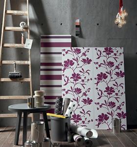 decoration murale Regard sur la déco : Rencontre avec Juliana de Découvrir Design