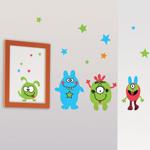 Sticker mural Kaiju Casélio - CSX 5569 01 15