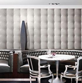 d coration murale les effets de mati res. Black Bedroom Furniture Sets. Home Design Ideas