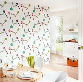 Décoration murale de la cuisine