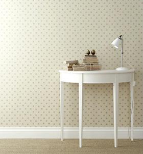 Decoration Murale La Papier Peint A Pois