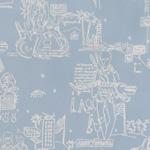 Papier peint collection JC de Castelbajac, référence 36100701