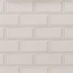 Carreau Metro Blanc - papier peint AS Création