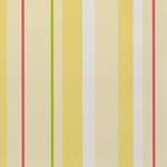 Rayure Bayadère jaune - papier peint AS Création