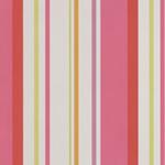 papier peint rayures rose La rentrée de la décoration murale pour les enfants