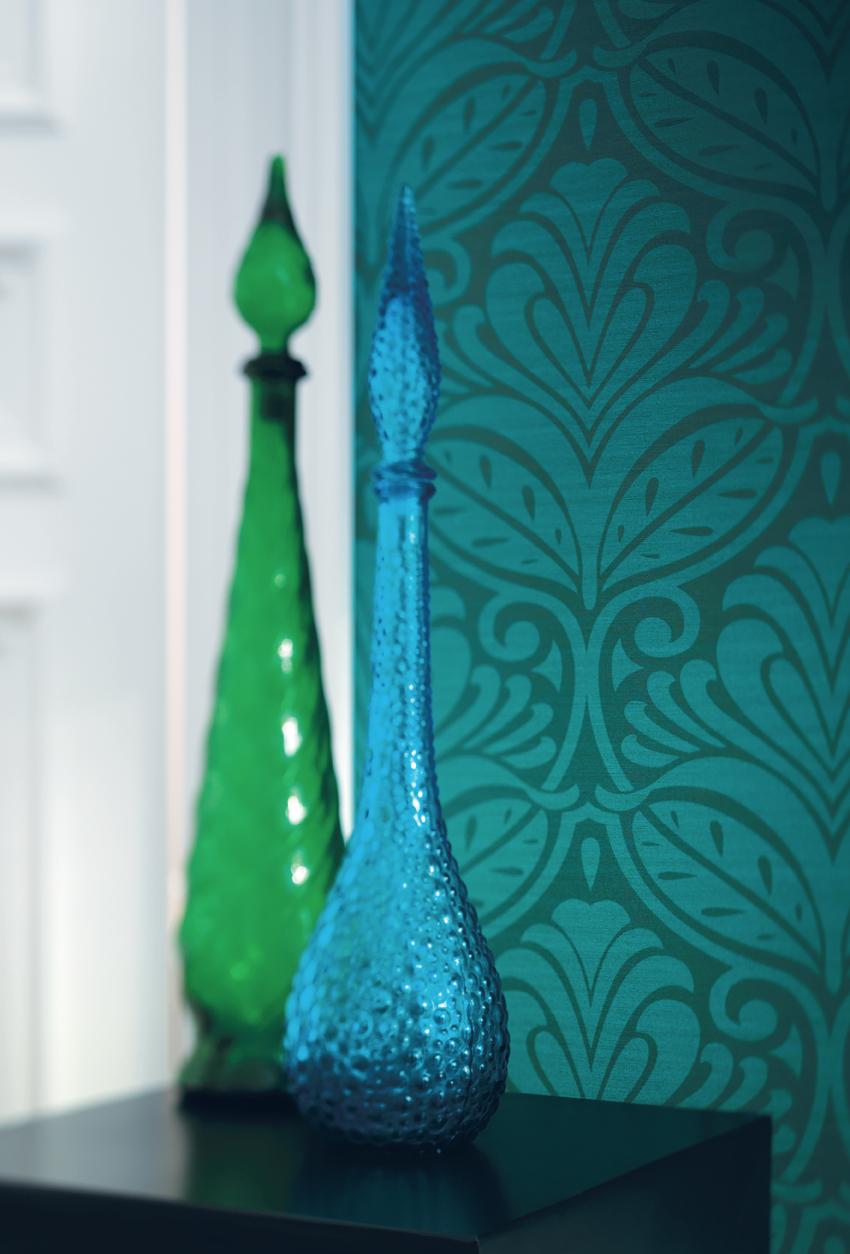 le papier peint r chauffe vos murs. Black Bedroom Furniture Sets. Home Design Ideas