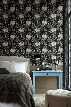 Papier peint vintage de la collection London Wallpapers 3