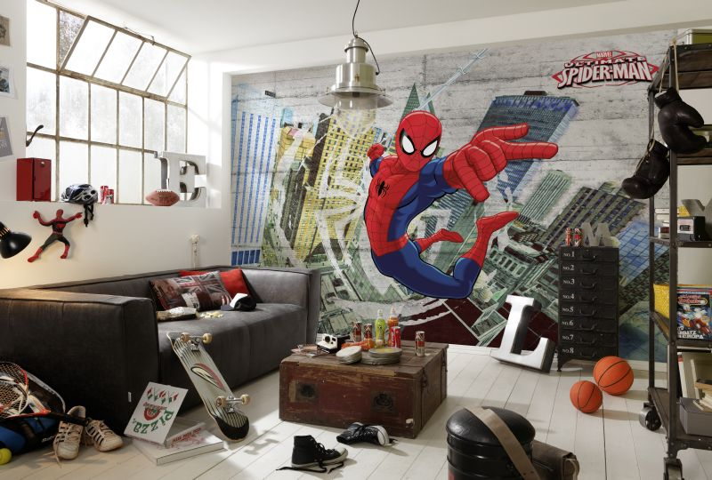 Papier peint XXL Spiderman