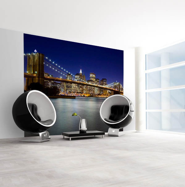 Papier peint XXL New York