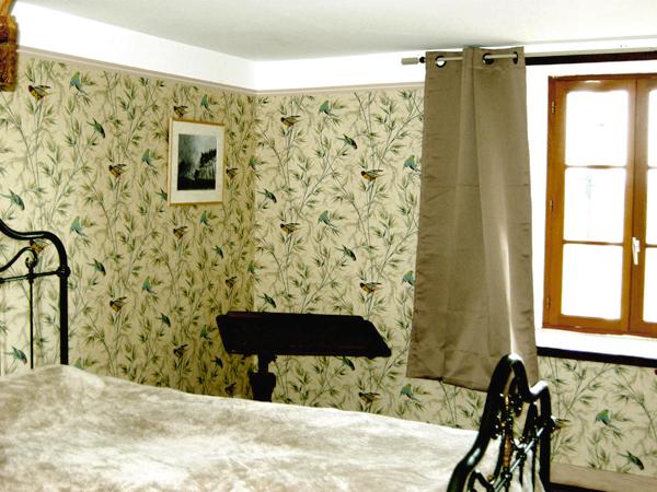 Vos projets d co une chambre la campagne - Une chambre a la campagne ...