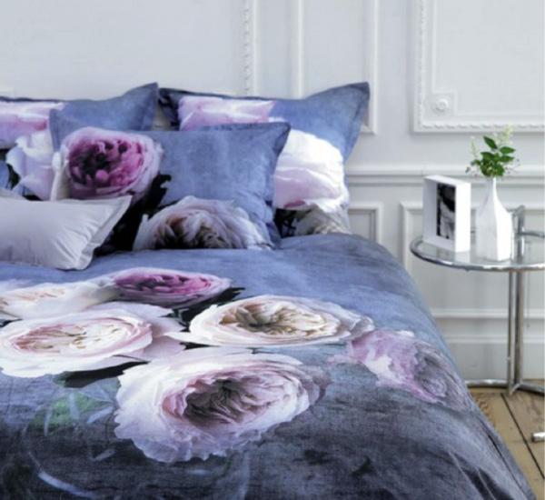 parure lit 2 Le lit : élément de décoration majeur