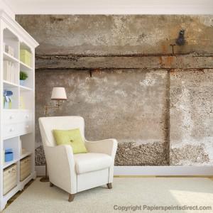 Tendance Deco Un Mur Trompe L Oeil
