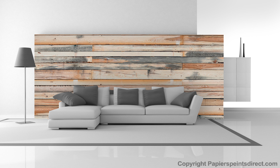Tendance d co un mur trompe l 39 oeil for Decoration mur interieur
