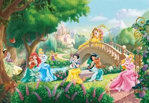 8 478 Disney Princess Palace Pets mp blog disney 300x207 Nouvelle Collection : Papier peint Disney