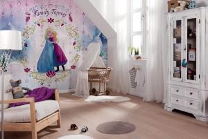 Frozen Family blog disney 300x201 Nouvelle Collection : Papier peint Disney