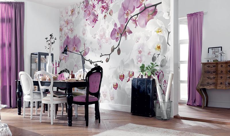 papier peint xxl et poster collection into illusion. Black Bedroom Furniture Sets. Home Design Ideas