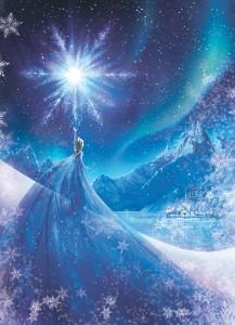 frozen article disney1 217x300 Nouvelle Collection : Papier peint Disney